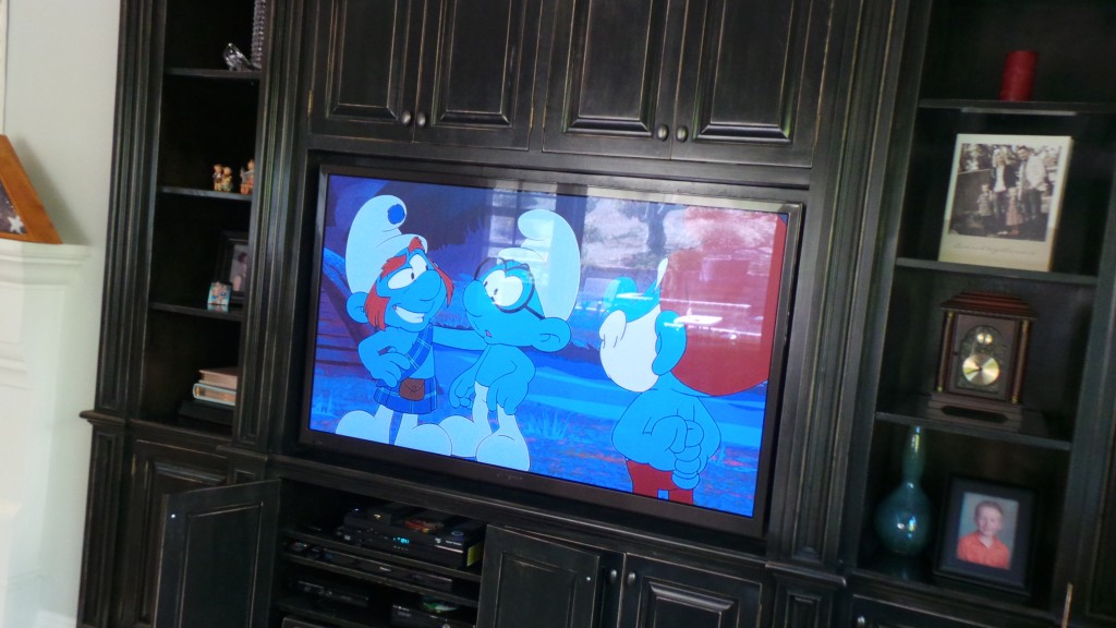 The Smurfs are Back in The Legend of Smurfy Hollow