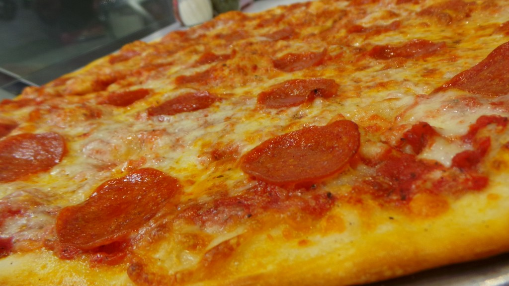 feel like family at Johnny's Real New York Pizza in Orange County