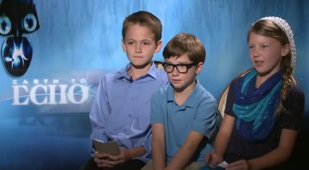 Earth to Echo Interview